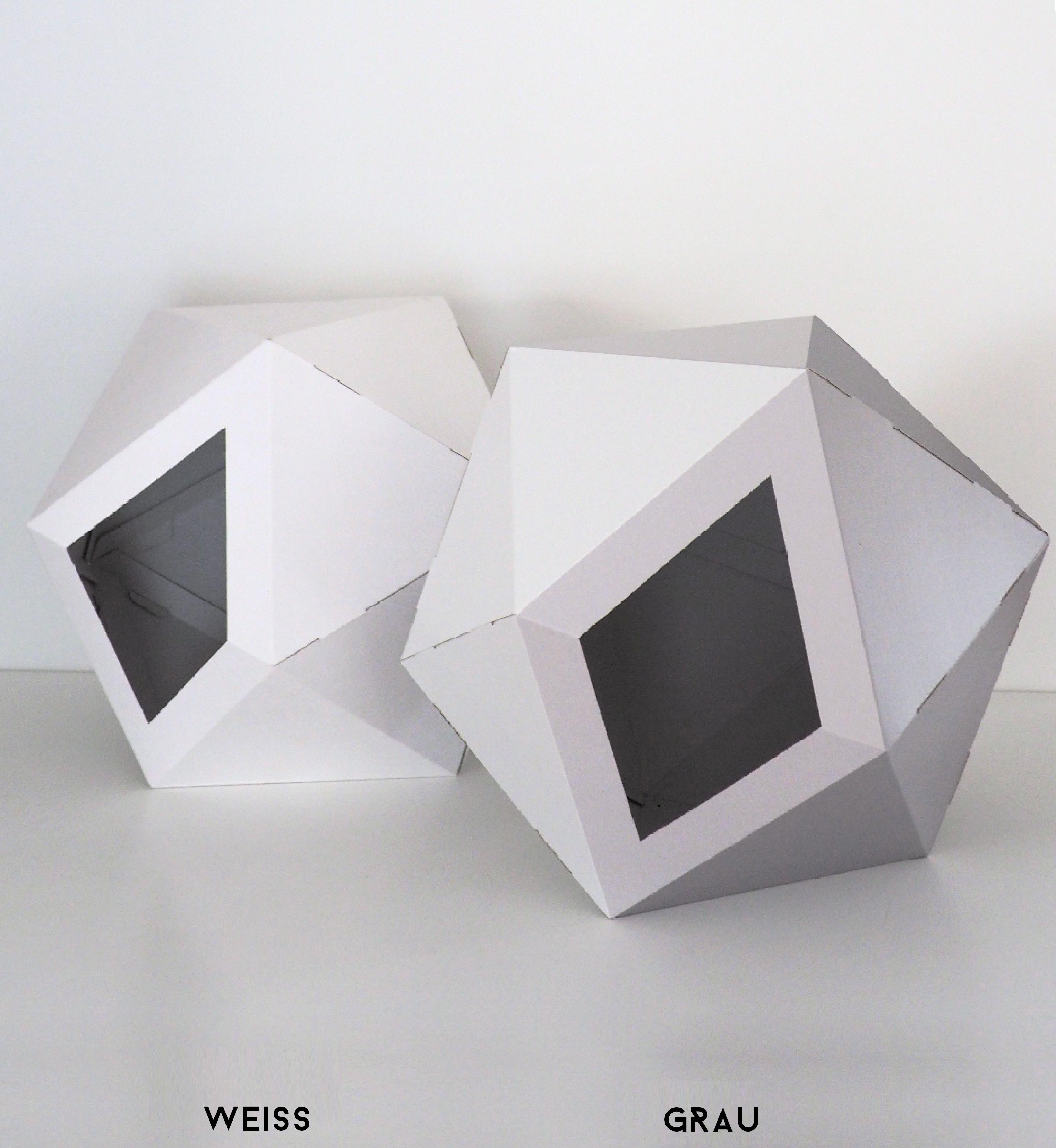 cat box das geometrische katzenhaus. Black Bedroom Furniture Sets. Home Design Ideas